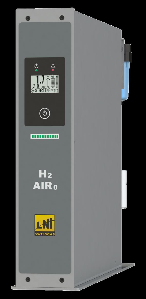 PEM Wasserstoffgenerator HGA ST BASIC