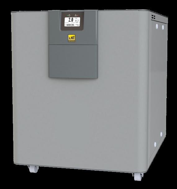 Gasgeneratoren für laser anwendungen BEAM 3.0