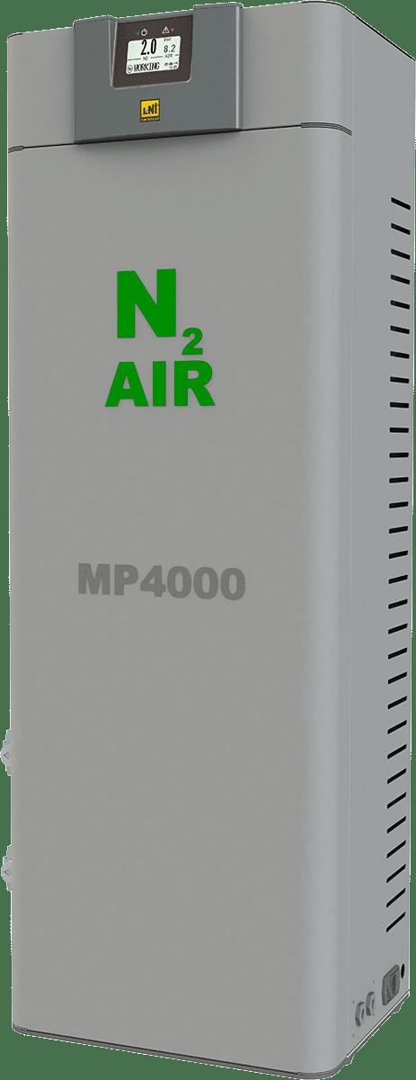 Gas station NG MP4000