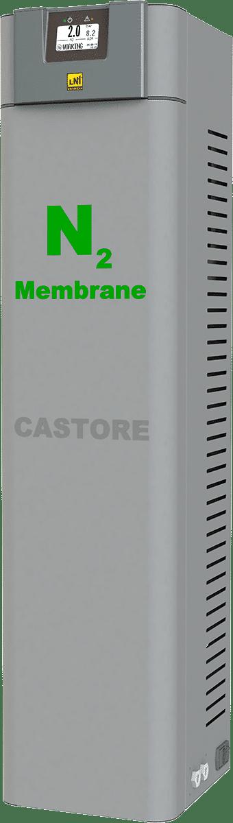 Membrane Nitrogen Gas Generator NG CASTORE PRO