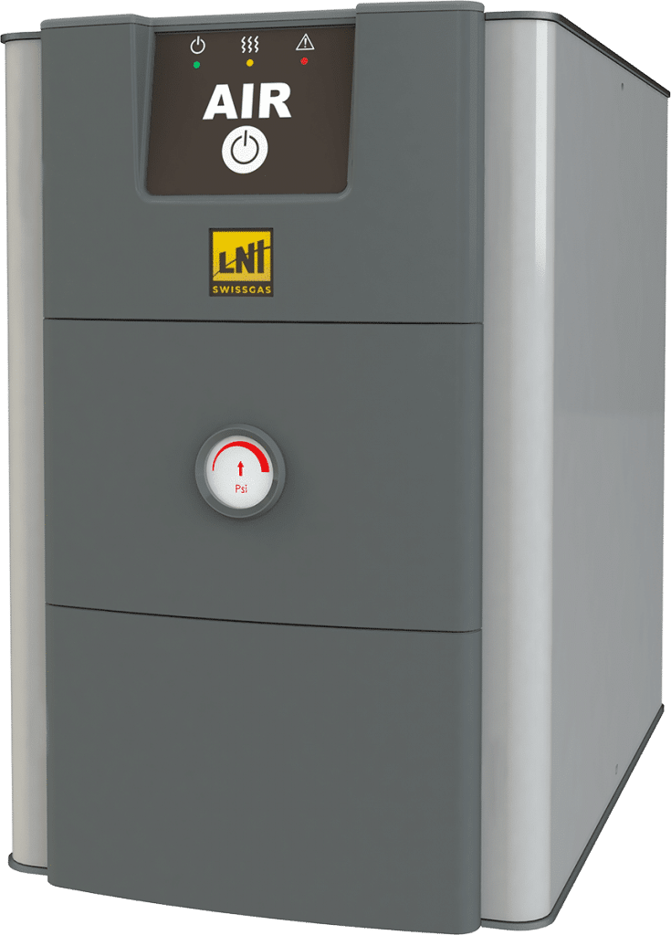 Premium oil-less compressor AG-OFCAS35