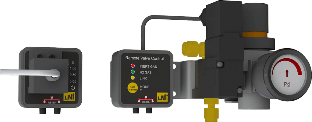 Hydrogen sensor kit