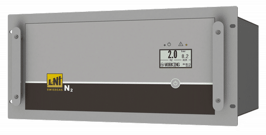 Ultra high purity nitrogen generator NG RACK 5U