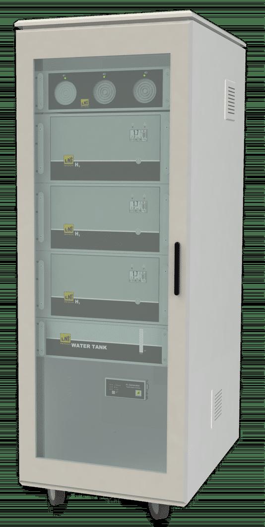 PEM Hydrogen generator system