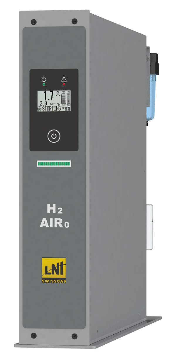 PEM Hydrogen Gas Generator HGA ST PRO