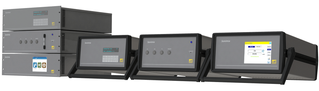 Gas calibration systems