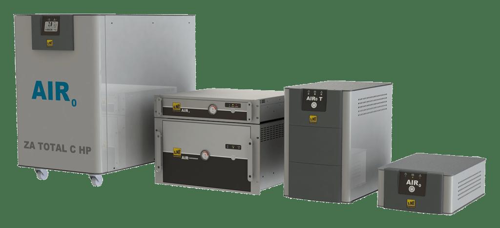 Zero air generators AG series