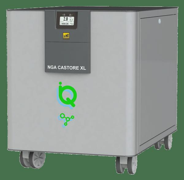 Membrane Nitrogen Gas Generator NEW NGA CASTORE XL