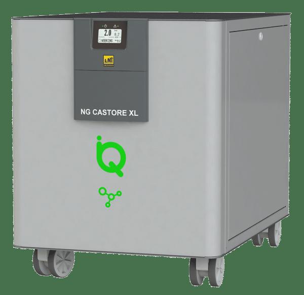 Membrane Nitrogen generator NG CASTORE XL iQ