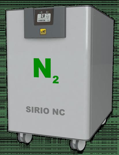Ultra high purity nitrogen generator SIRIO NC